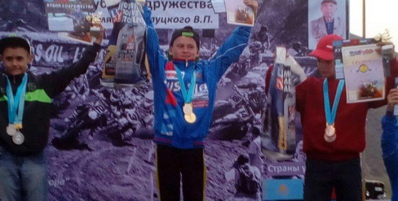 Челябинские мотоциклисты преодолели II этап Кубка содружества в Алмате