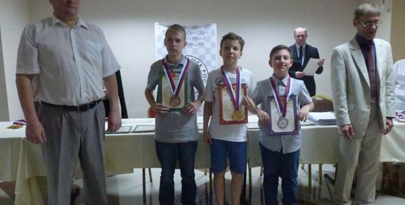 Шашисты Челябинска взяли 12 медалей на Всероссийском первенстве