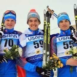 Юниор Челябинской области победил в гонке Первенства мира