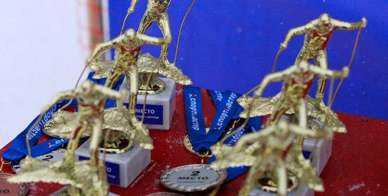 Лыжные гонки в Челябинске: соревнования на Карповом пруду