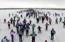 Челябинск встретит Лыжню России-2017 на неделю позже