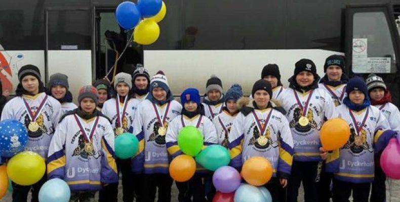 Южноуральцы стали победителями и призерами «Золотой шайбы»