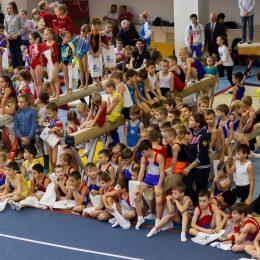 СШОР №4 встречает Юных гимнастов-2017