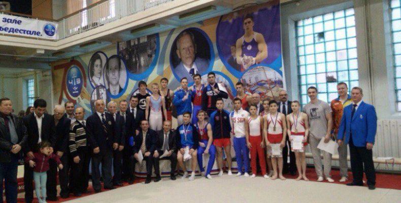 В Челябинске пройдет Всероссийский турнир по спортивной гимнастике памяти А. Городецкого