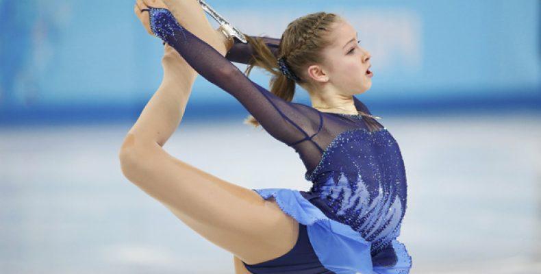 Олимпийская чемпионка Юлия Липницкая выступит на челябинском льду