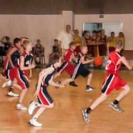 Баскетбол для детей в Челябинске