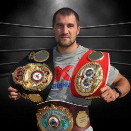 В Челябинске появится школа бокса Krusher