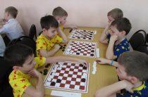 Воспитанники МБДОУ №367 – лучшие в первенстве по русским шашкам среди дошкольников