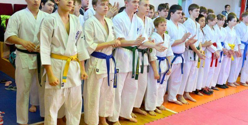 Юные спортсмены встретятся на ВС по каратэ