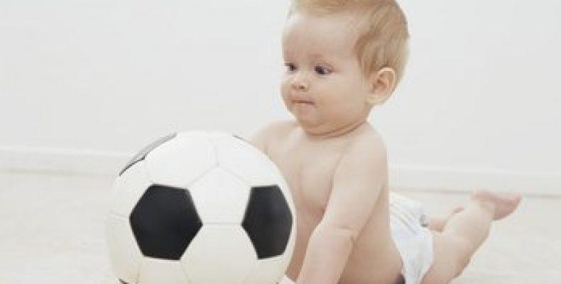 Спорт для младенцев: Ленинский район Челябинска