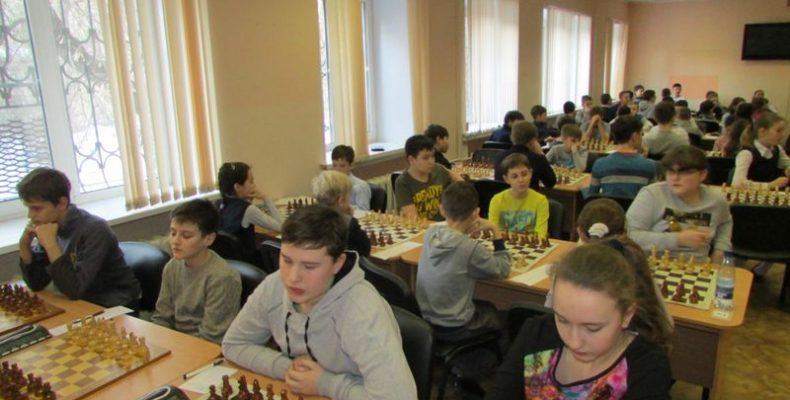 Шахматисты 96 гимназии отправятся в Дагомыс