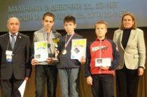 Учащиеся СДЮСШОР № 9 завоевали 13 медалей на первенстве Урфо-2016