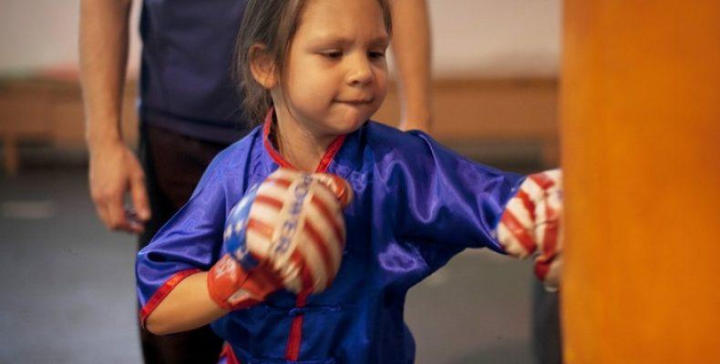 Спорт для ребенка 4 лет