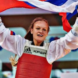 Маргарита Близнякова, серебряный призер Первенства мира-2016 по тхэквондо: «Это я веду, соперник пусть подстраивается»