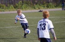 Гарпастум по-челябински: футбол для детей