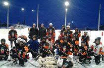 II Турнир по хоккею среди дворовых команд приглашает участников