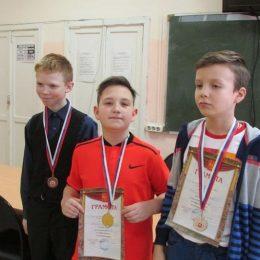 В СШОР № 9 определились победители первенства области по русским шашкам-2018