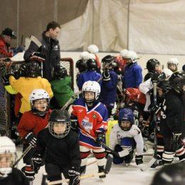 Хоккей для детей: стать профессионалом