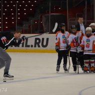 Нападающий Евгений Кузнецов vs ДДХЛ Челябинска