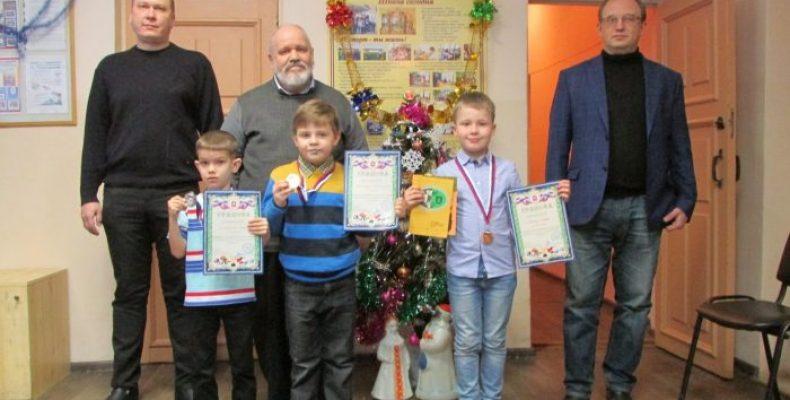 В СШОР № 9 завершились первенства по классическим шахматам-2018 среди детей