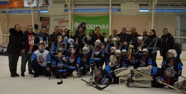 Сладкоежка-2018: Танкоград забрал золото хоккейного турнира