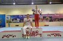 Воспитанник СШОР №4 взял серебро первенства России по спортивной гимнастике