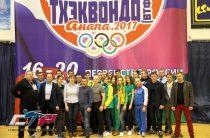 Челябинские тхэквондисты заняли I место в первенстве России среди юниоров